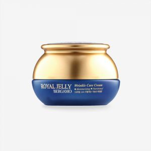 Royal Jelly Wrinkle Care Cream (Bergamo) ― Hi, Korea!